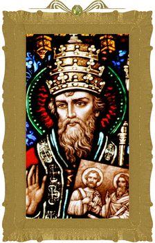 December 31: Szent I. Szilveszter pápa