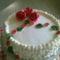 Mesekrémes torta