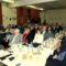 Az ünneplő tagság a december 3-i keddi találkozón az Újpesti Zenebarátkörben