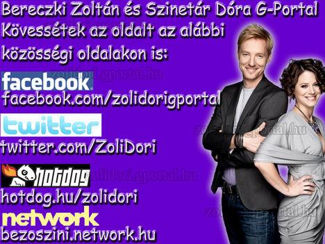 Kövessétek az oldalt az alábbi közösségi oldalakon is!