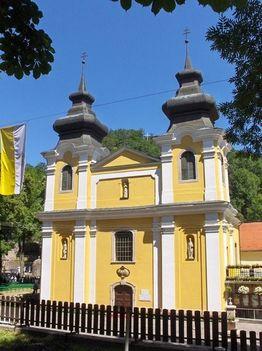 Mátraverebély-Szentkút Nagyboldogasszony-templom