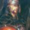 Fohász Attila hunok királyához : Dáma Lovag Erdős Anna