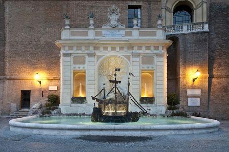 Giovanni Vasanzio_ Fontana  1620_ Giardini pontifici_ Vaticano1