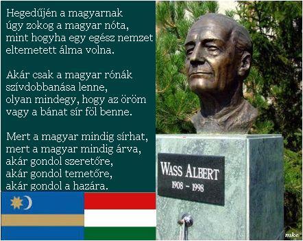Wass Albert -MAGYAROK DALOLNAK