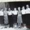 Bakónaki fiatalok