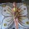 Pillangó Barbi az unokám születésnapjára.