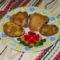 Sült-csirkecomb mustáros burgonyával