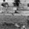 Úszástanítás a Palatinuson, 1922.