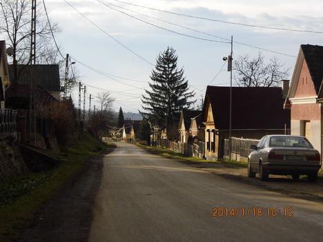 Nagybakónak Fő utca