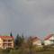 Száka hegy utcája
