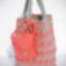 szurke-rozsaszin horgolt taska