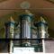 A régi bánfalvi orgona, most Kópházán található