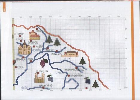 Magyarország térképe minta 5