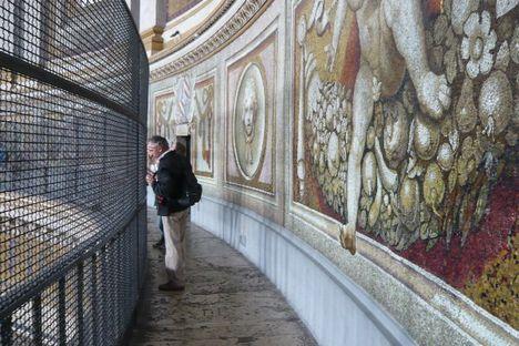 Corridoio del Cupola di San Pietro