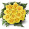 Sárga rózsa 4