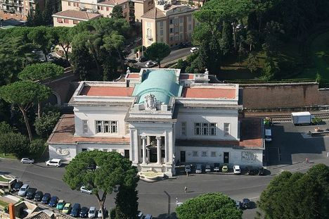 Stazione di Citta del Vaticano