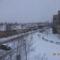 Kunszentmárton 2014 itt is eset egy kis hó.