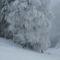Szép téli tájak hegyvidéken