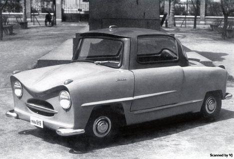 1956 Balaton Microcar - fVl (Hungary)