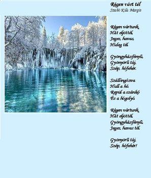 Régen várt tél, Szabó Kila Margit