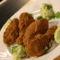 Stájer rántott csirke spanyol fokhagymamártással