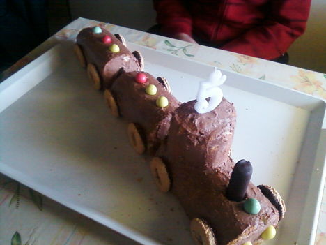 Barbi lányom szülinapi tortája