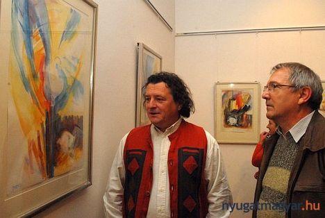 Borbély Károly kiállítása 12