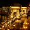 Lánc-híd éjjeli pompában