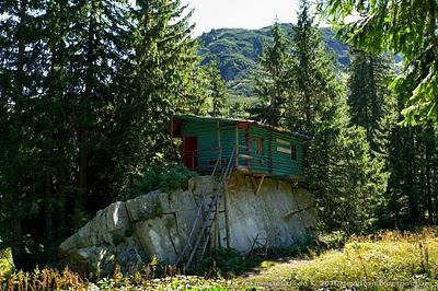 Refugiul Agatat - Paring hegység06