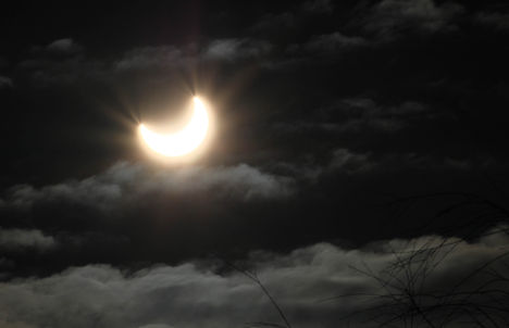 Részleges napfogyatkozás 5