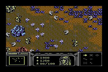 Starcraft 8 bites (őskori) feldolgozásban