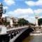 Le Pont Alexandre-III, Párizs, Franciaország