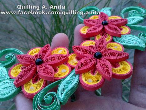 Quilling  mágnes