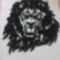 Quilling oroszlán