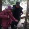 Zsuzsa ismét látogatóban Székelyföldön