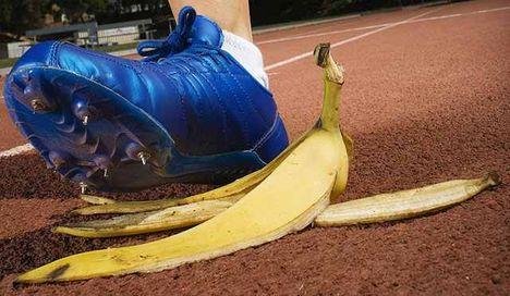 banán héj