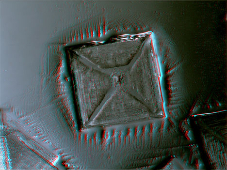 Sókristály 3D