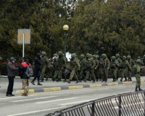 orosz megszállás és ukrán ellenállás a Krímben 2