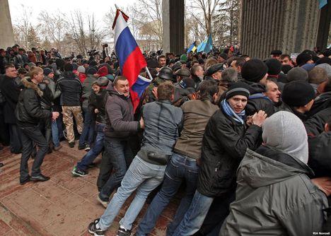 orosz megszállás és ukrán ellenállás a Krímben 3