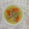 Húsgombóc leves