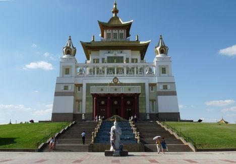 Kör- négyzet- és kereszt alakú templomok 36