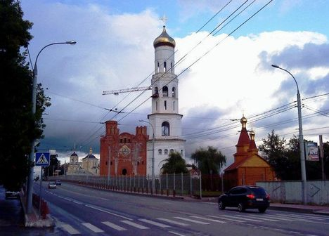 Kör- négyzet- és kereszt alakú templomok 4