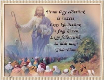 Szeretettel légy velünk Jézusom