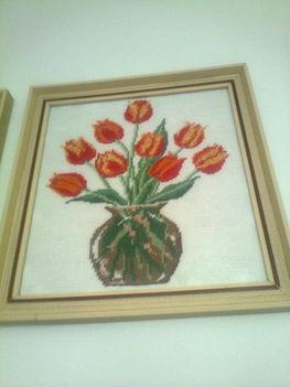 Márciusi hónap:Tulipán