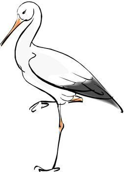 Gólya, gólya, gólya, hosszú lábú gólya