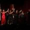 """A """" Meglepetés"""" c-ű zenés,dalos , táncos életrajzi színmű fináléja."""