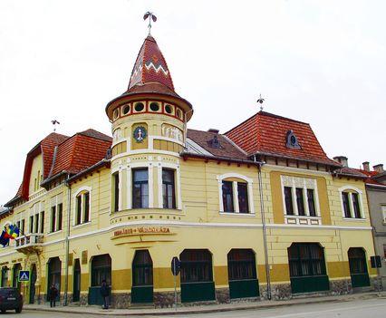 Gyergyószentmiklós Városháza