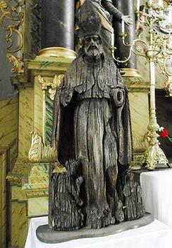Gyergyószentmiklósi római katolikus templom SZENT MIKLÓS