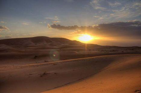 Szahara sivatag