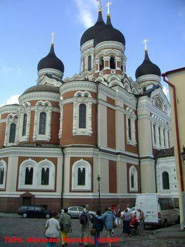 Alekszander Nyevszkij katedrális